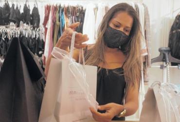 Shopping centers reabrem portas de olho no novo comportamento do consumidor | Felipe Iruatã | Ag. A TARDE