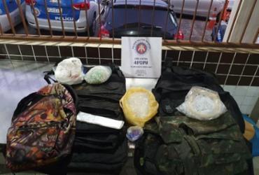 PM faz operação em Sussuarana após cenas de guerra no Parque Jocélia; assista | Divulgação | SSP-BA