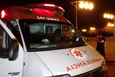 Jovem grávida sofre tentativa de homicídio em bar de Medeiros Neto