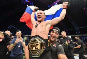 Petr Yan vence José Aldo e é o novo campeão peso-galo do UFC | Divulgação | UFC