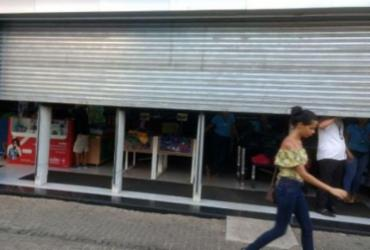 Decreto que permitia abertura do comércio em Valença é suspenso