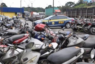 Mais de 300 veículos retidos pela PRF-BA serão leiloados através da internet