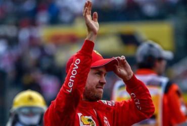 Vettel afirma ter ficado surpreso após 'não renovação' com a Ferrari | Pedro Pardo | AFP