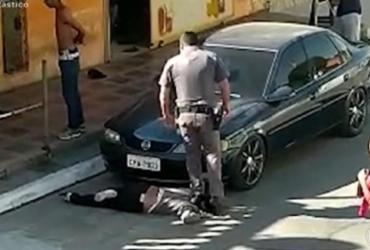 Advogado de mulher agredida em SP diz que policial poderia ter matado a vítima |