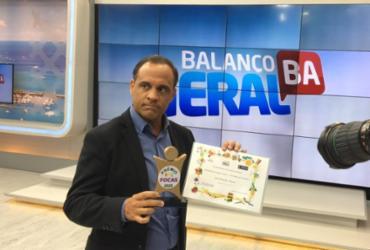 Apresentador José Eduardo recebe Prêmio do Fórum de Defesa da Criança e do Adolescente | Divulgação