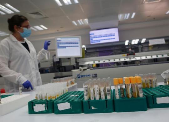Bahia registra 3.138 casos de Covid-19 nas últimas 24h   Gil Cohen-Magen   AFP