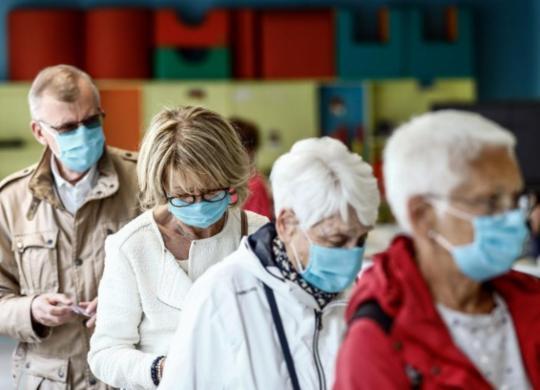 Brasil tem 1 milhão de casos recuperados de covid-19 | Sameer Al-Doumy | AFP