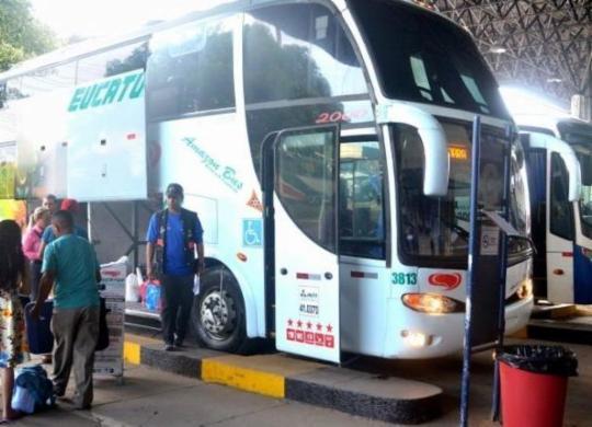 Mais seis cidades têm transporte intermunicipal suspenso na Bahia | Divulgação | Arsam
