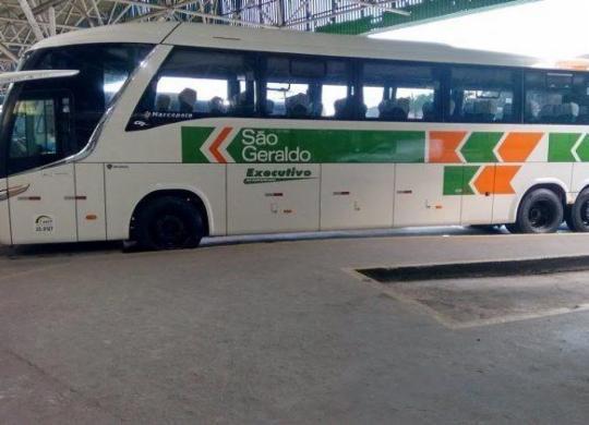 Bahia tem mais cinco municípios com o transporte suspenso   Divulgação