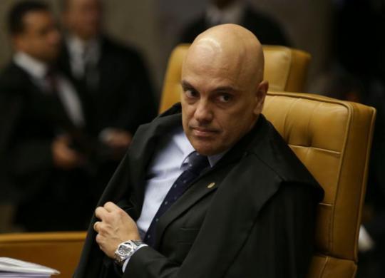 Moraes é sorteado novo relator do inquérito contra Bolsonaro no STF | Divulgação