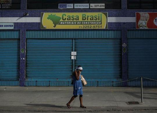 Comércio varejista baiano tem queda de 20% em maio | Raphael Müller | Ag. A TARDE