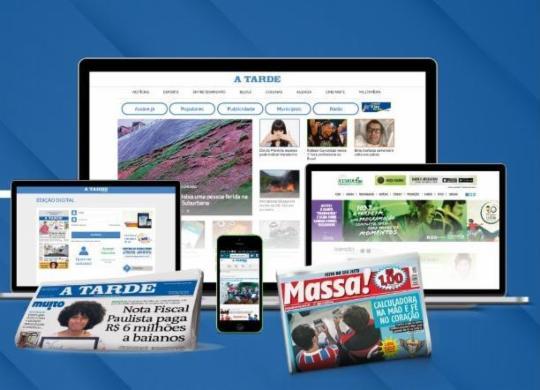 Campanha do Grupo A TARDE reforça retomada | Ag. A TARDE
