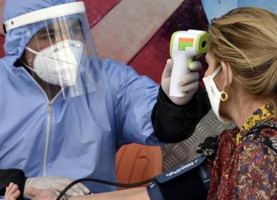 Bahia registra 3.582 novos casos de Covid-19 nas últimas 24 horas | Aizar Raldes | AFP