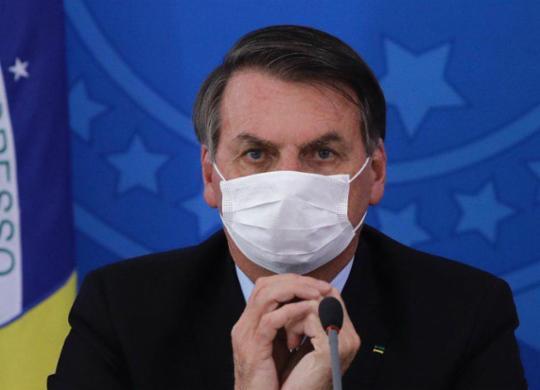 Bolsonaro diz que fará novo exame para detectar coronavírus | Agência Brasil