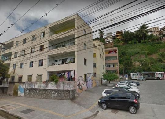 """Briga entre vizinhos deixa duas mulheres feridas no """"Carandiru""""   Google Street View"""