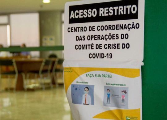 Covid-19: Presidência da República registra 108 casos entre servidores | Divulgação | SGPR
