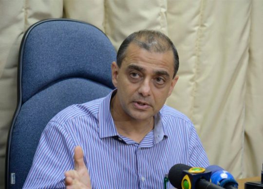 Ex-secretário de Saúde do RJ, Edmar Santos é preso em Itaipava | Tomaz Silva | Agência Brasil