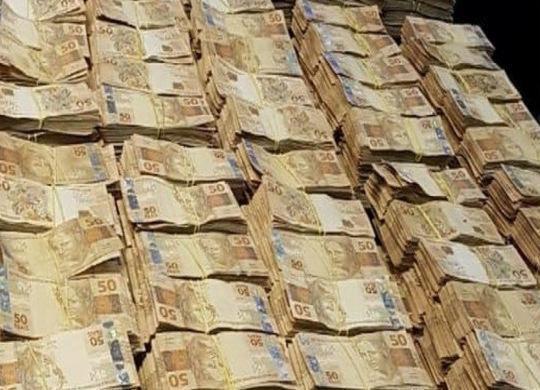 MPRJ: R$ 8,5 milhões são apreendidos em operação que prendeu ex-secretário | Reprodução