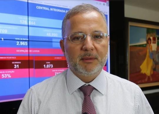 Vacinação para Covid-19 na Bahia passa a ser apenas por critério de idade, anuncia Vilas-Boas | Reprodução