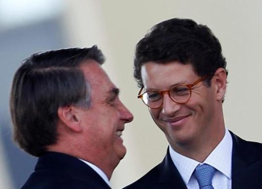 MPF pede afastamento de Ricardo Salles do Ministério do Meio Ambiente | Reprodução