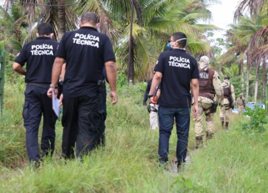 SSP faz reprodução simulada de operação contra miliciano Adriano da Nóbrega | Alberto Maraux | SSP-BA