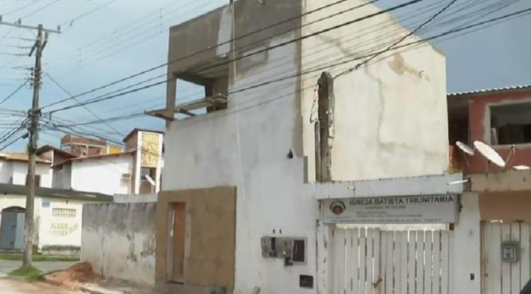 Caso ocorreu na Rua Mandiguaçu, por volta de 12h desta quinta-feira, 16 | Foto: Reprodução | TV Bahia - Foto: Reprodução | TV Bahia