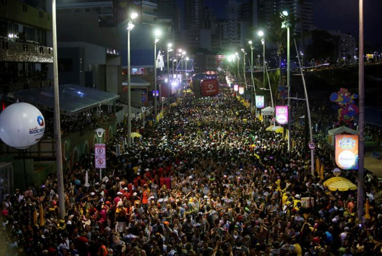 Prefeito ACM Neto cogitou o adiamento do Carnaval de 2021 para maio ou junho | Foto: Raphael Müller | Ag. A TARDE - Foto: Raphael Müller | Ag. A TARDE