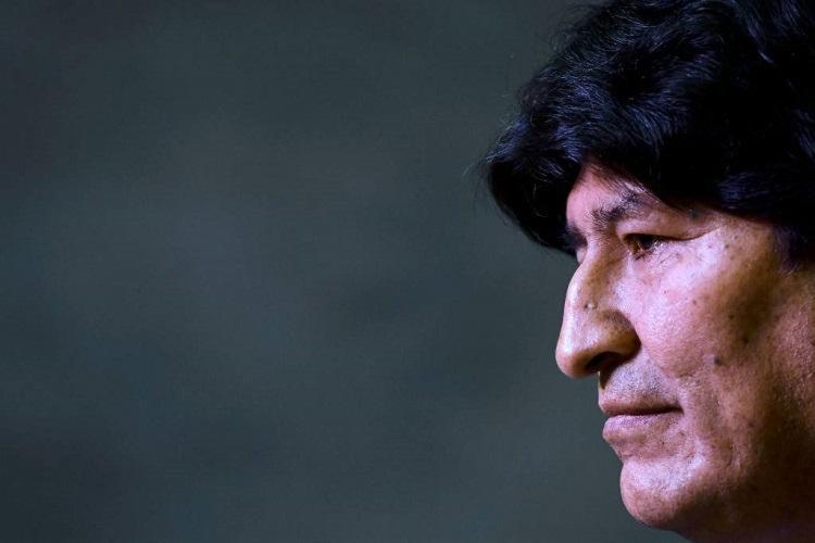 Evo Morales, que renunciou há oito meses, vive em Buenos Aires, com o status de refugiado | Foto: Ronaldo Schemidt | AFP - Foto: Ronaldo Schemidt | AFP