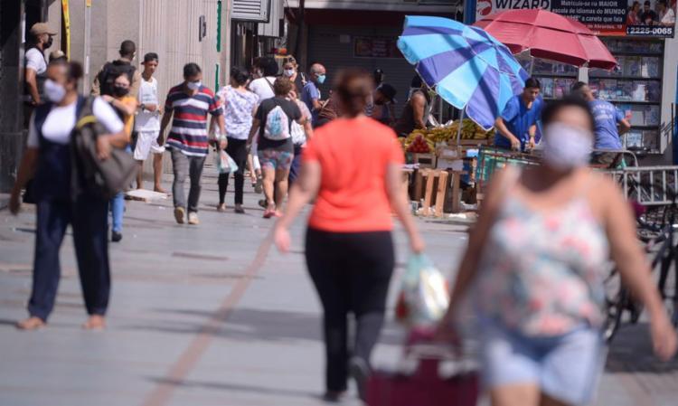 Dados são da Pnad Covid-19 sobre a segunda semana de julho | Foto: Tomaz Silva | Agência Brasil - Foto: Tomaz Silva | Agência Brasil