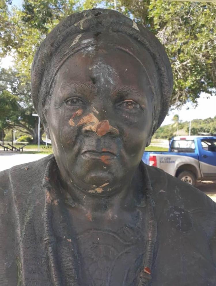 A ialorixá Gildásia dos Santos tornou-se símbolo de resistência pela afirmação das religiões de matriz africana - Foto: Arquivo Pessoal |