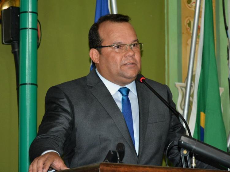 Geraldo vai presidir a CMS pelo próximo biênio (2021/2022) | Foto: Divulgação - Foto: Divulgação