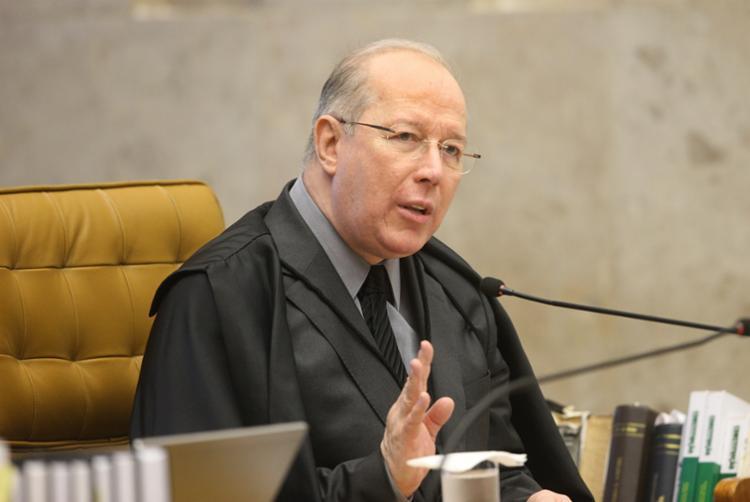 Celso de Mello envia ao plenário julgamento do foro privilegiado de Flávio Bolsonaro - Foto: Divulgação