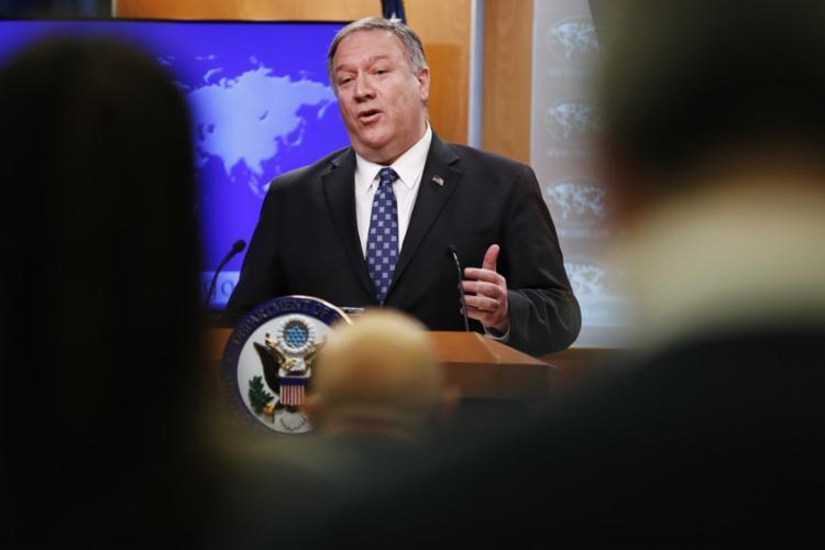 Secretário de Estado norte-americano, Mike Pompeo, disse que EUA e seus aliados precisam usar