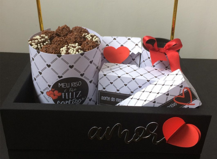 Issa Chocolates produz doces o ano inteiro, principalmente em datas comemorativas | Foto: Caio Issa | Divulgação