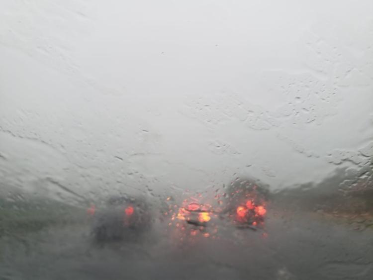 Previsão do tempo para a capital baiana é de predomínio de alta nebulosidade e possibilidade de chuva a qualquer hora |Foto: Raphael Muller | Ag. A TARDE - Foto: Raphael Muller | Ag. A TARDE
