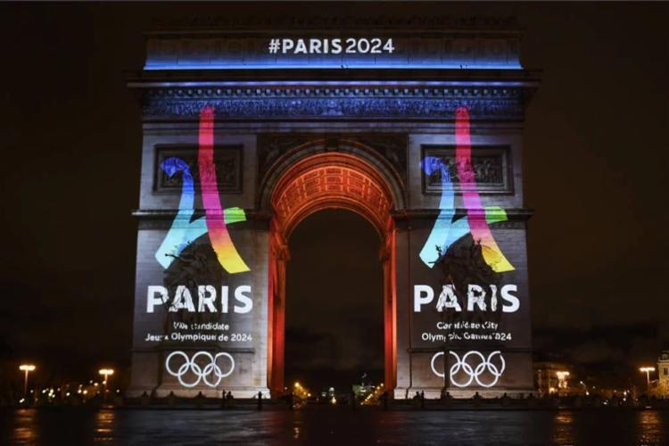 O Conselho de Administração de Paris-2024, programado para daqui a uma semana, também será adiado   Foto: Arquivo   AFP - Foto: Arquivo   AFP