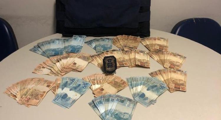 Homem teria oferecido R$ 40 mil em propina   Foto: Divulgação   Polícia Civil - Foto: Divulgação   Polícia Civil