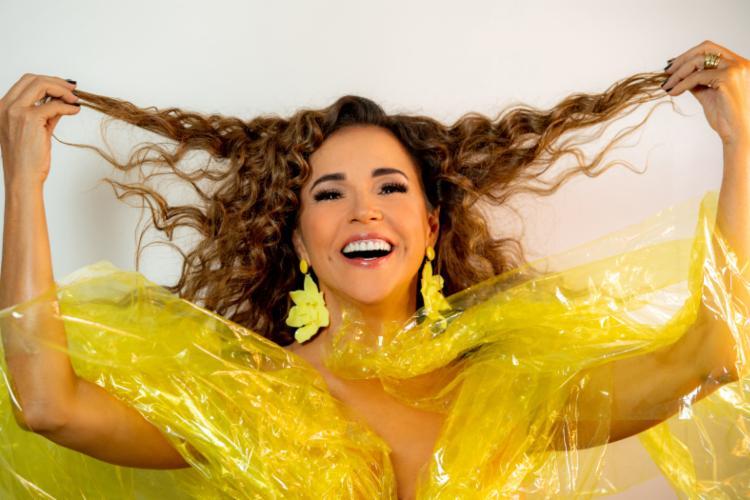 Cantora foi a única brasileira na lista   Foto: Célia Santos   Divulgação - Foto: Divulgação