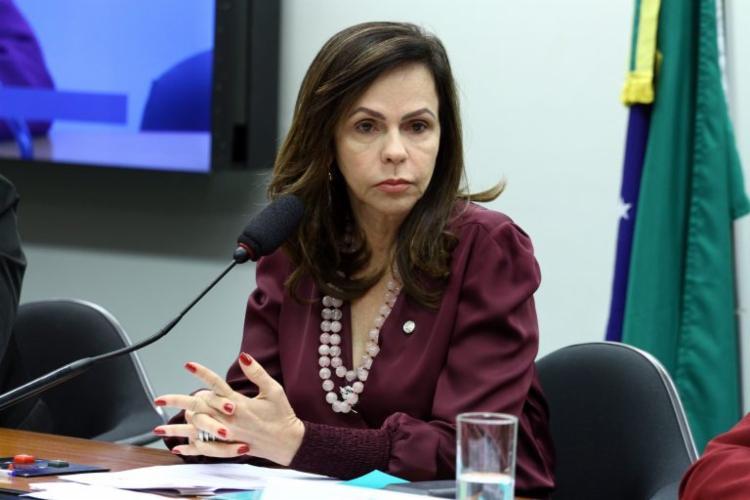 deputada Professora Dorinha (DEM-TO) é a relatora do processo que muda o Fundeb - Foto: Divulgação
