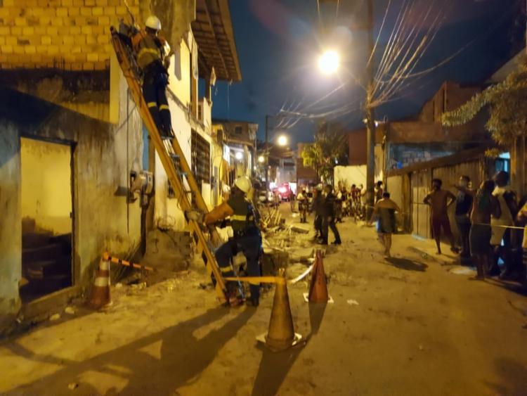 Acidente aconteceu na noite deste domingo | Foto: Divulgação | Sempre - Foto: Divulgação | Sempre