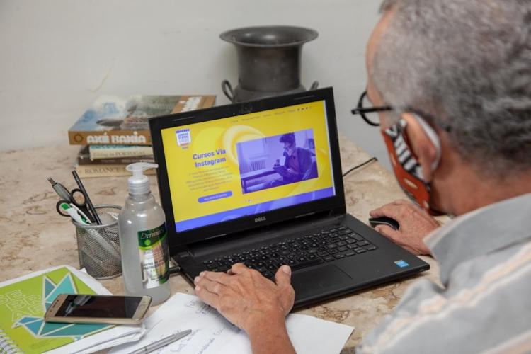 Gratuito, o evento acontece entre 27 e 31 de julho, com seminários, lives e oficinas   Foto: Dario G. Neto   ASN Bahia - Foto: Dario G. Neto   ASN Bahia