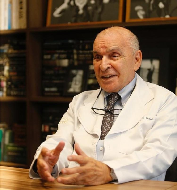 Médico segue internado desde segunda | Foto: Reprodução | Instagram - Foto: Reprodução | Instagram
