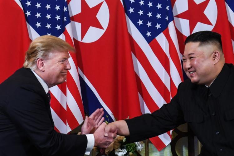 Governo do presidente Donald Trump exigiu que a China participasse das negociações | Foto: Saul Loeb | AFP - Foto: Saul Loeb | AFP