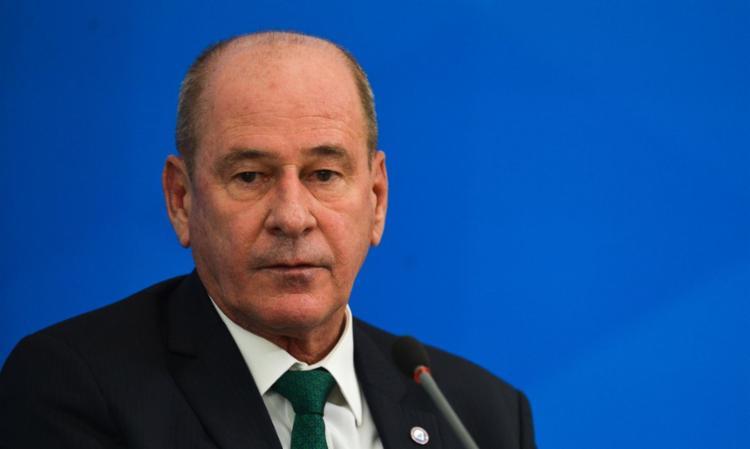 Ministro da Defesa Fernando Azevedo subiu o tom contra declaração de Gilmar Mendes - Foto: Agência Brasil