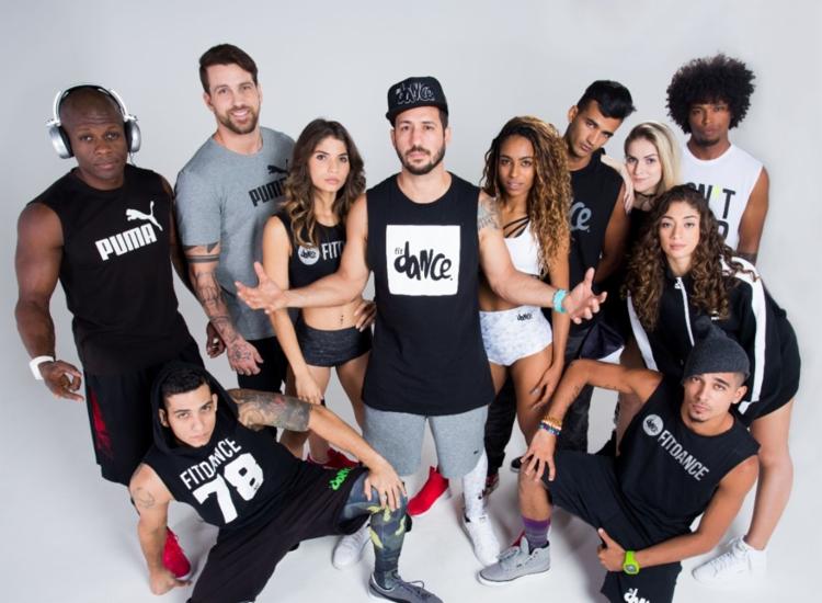 Fit Dance é acusado de baixo salário e exigência de exclusividade dos bailarinos - Foto: Divulgação