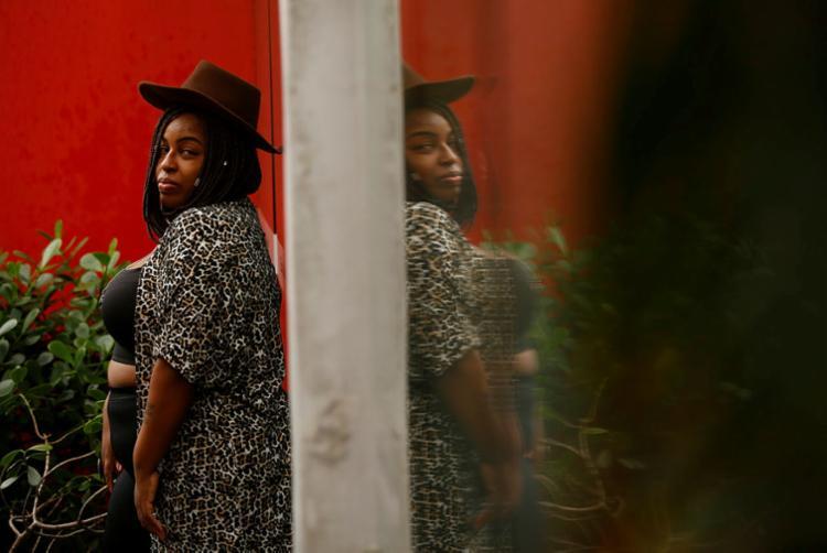 Najara Black ficou conhecida por causa da marca de roupas   Foto: Rafael Martins   Ag. A TARDE - Foto: Rafael Martins   Ag. A TARDE