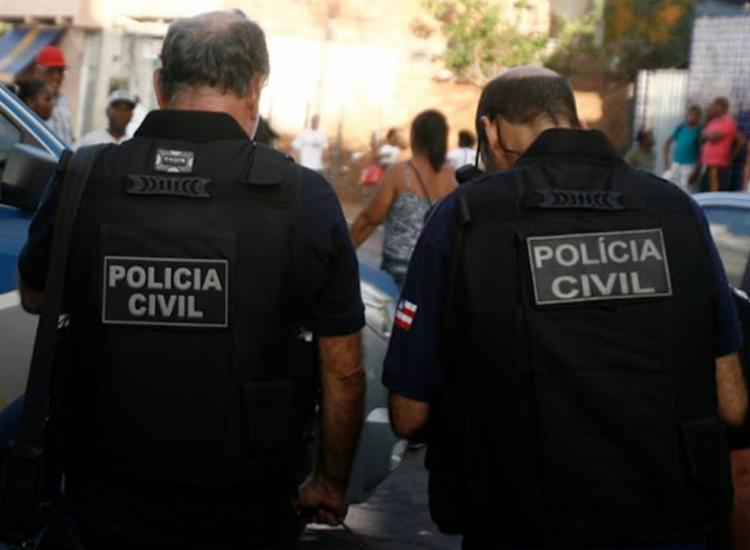 As vítimas estavam conversando na porta de casa, no bairro do Pau Miudo - Foto: Joá Souza | Ag. A TARDE | 02.03.2016