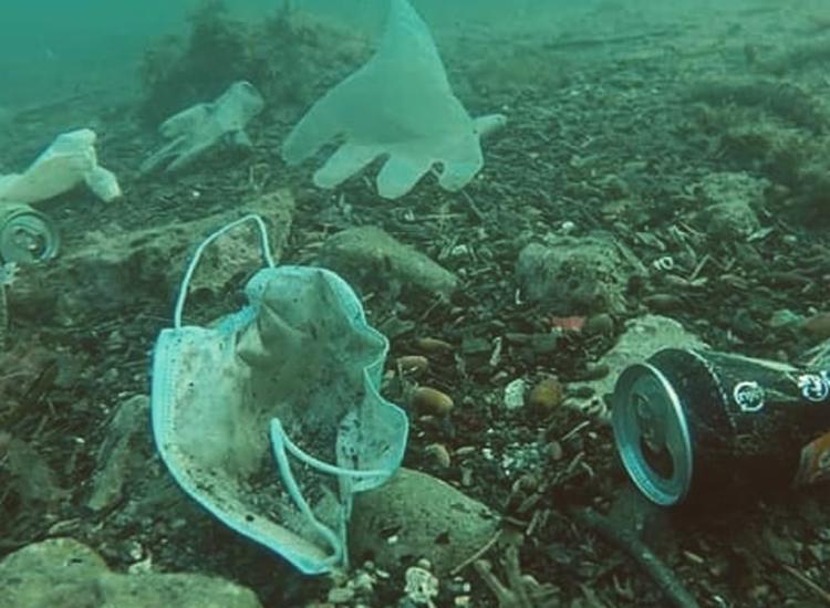 Projeção é feita pelo estudo Quebrando a Onda dos Plásticos - Foto: Divulgação   Opération Mer Propre
