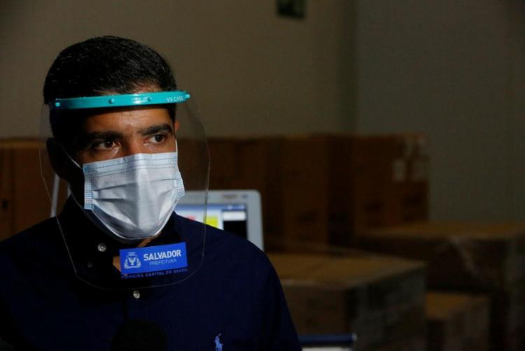 Anúncio foi feito pelo prefeito ACM Neto durante entrevista para TV - Foto: Rafael Martins | Ag. A TARDE