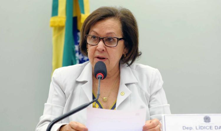 Lídice critica a ausência de ministros titulares nas pastas da Saúde e da Educação - Foto: Divulgação
